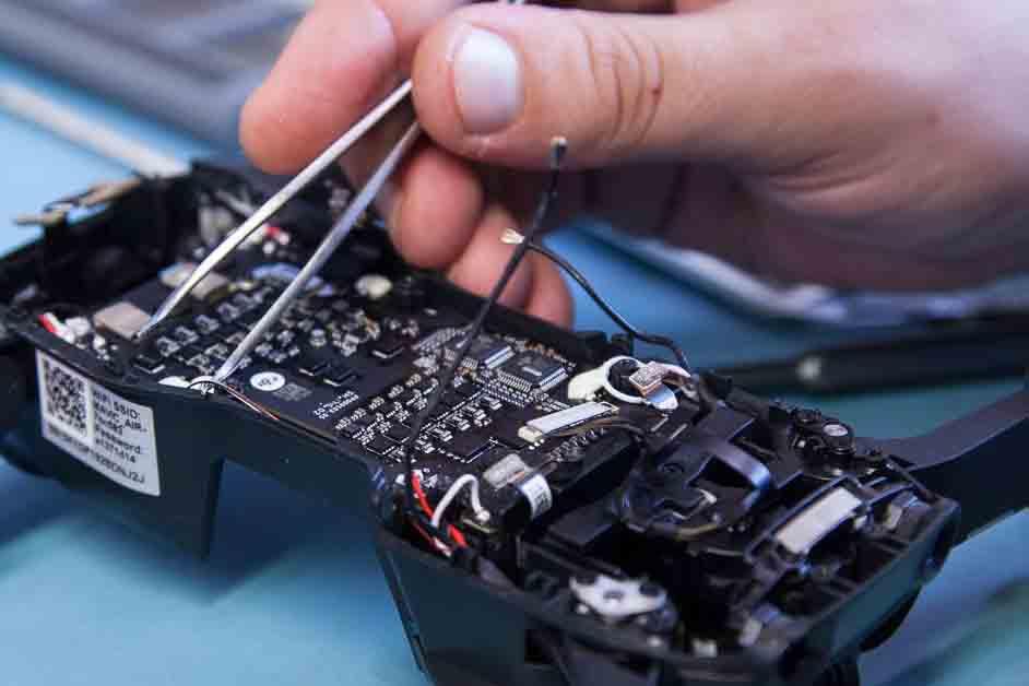 repair drone in panama